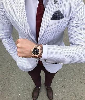 goldenes Armband von Seven London