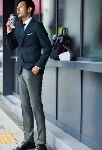 dunkelblaue Jacke von s.Oliver