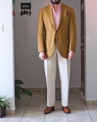 gelbe Jacke von ECOALF