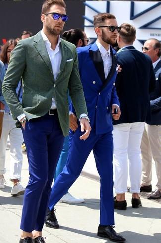 Blaue hose herren kombinieren