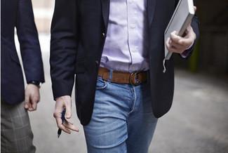 blaue Jeans von Colorado Denim