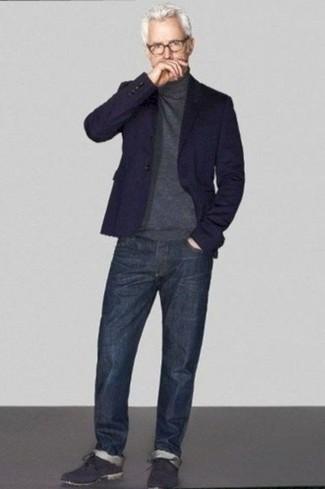 dunkelgrauer Pullover von Volcom