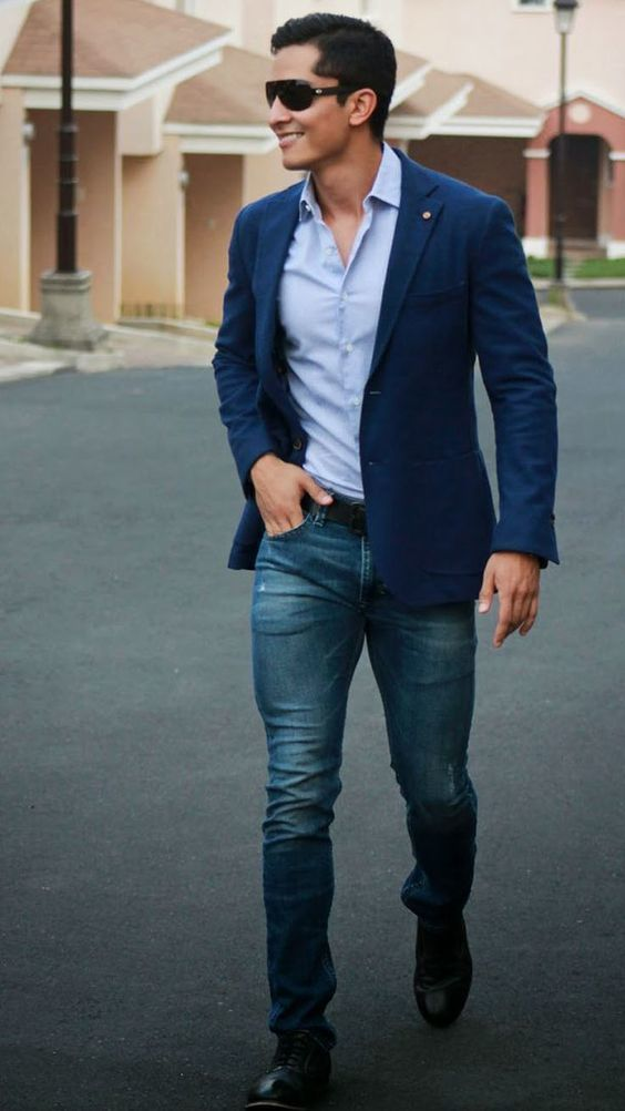 jeans mit hemd kombinieren