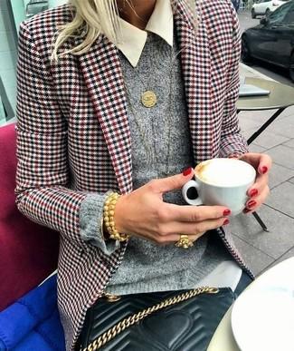 Die Paarung aus einem weißen businesshemd für damen von Michael Kors und schwarzen engen jeans ist eine komfortable Wahl, um Besorgungen in der Stadt zu erledigen.