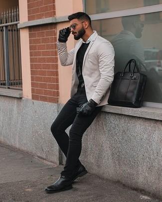 30 Jährige: Welche Hosen mit schwarzer und weißer Schuhe zu