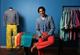 Sakko pullover mit v ausschnitt langarmhemd large 2609