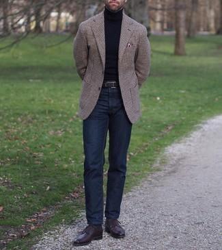 dunkelblauer Pullover von Bench