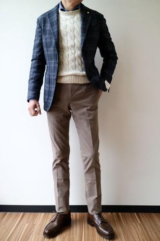 hellbeige Pullover von oodji Ultra
