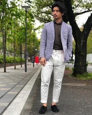 30 Jährige: Weiße Anzughose kombinieren – 32 Smart Casual