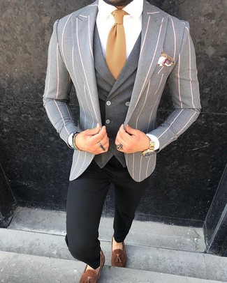 graue Jacke von Esprit