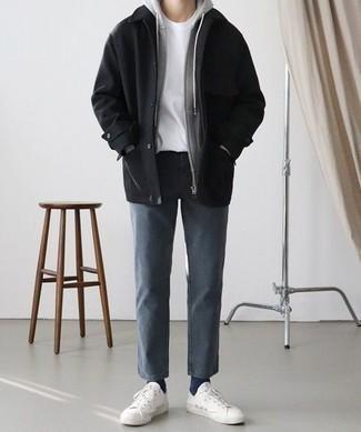 grauer Pullover von RageIT