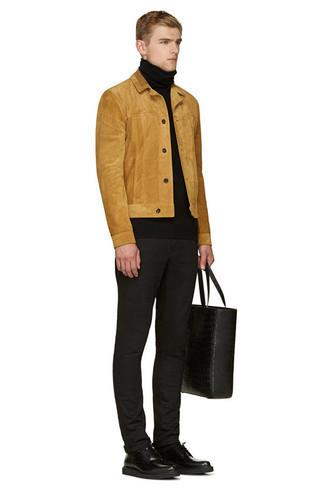 schwarzer Pullover von oodji Ultra