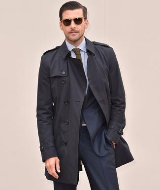 großer Rabatt Outlet Store Verkauf elegantes und robustes Paket Wie Anzug mit Trenchcoats zu kombinieren (38 Kombinationen ...