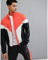 mehrfarbige Bomberjacke von J.Lindeberg Activewear