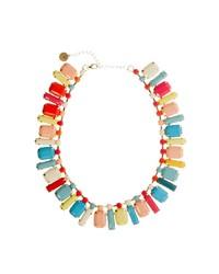 mehrfarbige Halskette von Johnny Loves Rosie