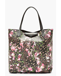 mehrfarbige Handtasche mit Blumenmuster von Givenchy