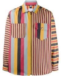 mehrfarbige Harrington-Jacke von Napa By Martine Rose