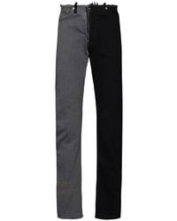 mehrfarbige Jeans von Maison Margiela