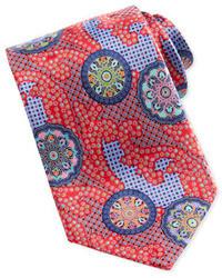 mehrfarbige Krawatte