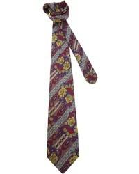mehrfarbige Krawatte von Fendi