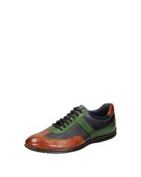 mehrfarbige Leder niedrige Sneakers von Sioux