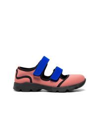 mehrfarbige niedrige Sneakers von Marni
