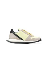 mehrfarbige niedrige Sneakers von Rick Owens