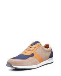 mehrfarbige niedrige Sneakers von SHOEPASSION