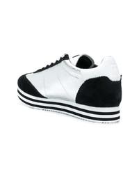 mehrfarbige niedrige Sneakers von Rebecca Minkoff
