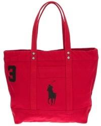 mehrfarbige Reisetasche von Ralph Lauren