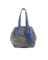 mehrfarbige Shopper Tasche aus Leder von Fritzi aus Preußen