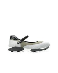 mehrfarbige Slip-On Sneakers von Marni