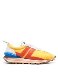 mehrfarbige Sportschuhe von Lanvin