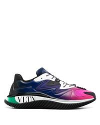 mehrfarbige Sportschuhe von Valentino