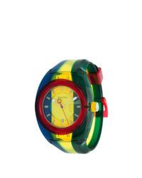 mehrfarbige Uhr