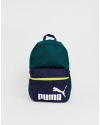 mehrfarbiger bedruckter Rucksack von Puma