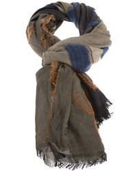 mehrfarbiger bedruckter Schal von Boglioli