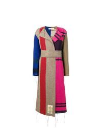 mehrfarbiger Mantel von Marni