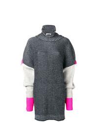 mehrfarbiger Oversize Pullover von Balenciaga