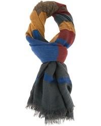 mehrfarbiger Schal mit Schottenmuster von Etro