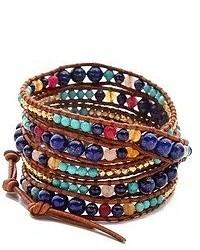 mehrfarbiges Armband von Chan Luu