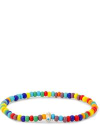 mehrfarbiges Armband von Luis Morais