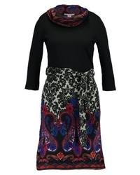 mehrfarbiges ausgestelltes Kleid von Anna Field