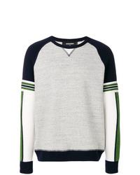 mehrfarbiges Sweatshirt von DSQUARED2