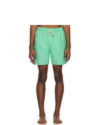 mintgrüne Badeshorts von Polo Ralph Lauren