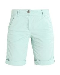 Mintgrüne Bermuda-Shorts von s.Oliver