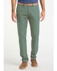 mintgrüne Chinohose von Pioneer Authentic Jeans