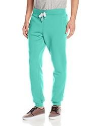 mintgrüne Jogginghose