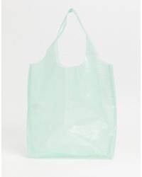 8ed4648128ed7 Modische mintgrüne Shopper Tasche für Winter 2019 kaufen