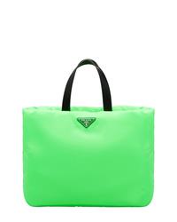 7ce085991911d Modische mintgrüne Shopper Tasche aus Leder für Winter 2019 kaufen ...